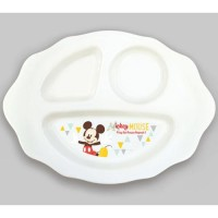日本製 MICKEY Lunch Plate