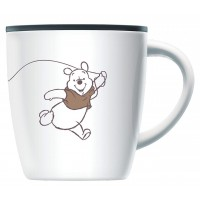 DISNEY 真空断熱mug Pooh