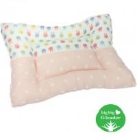 woofa BB/兒童枕頭  (粉紅波點)