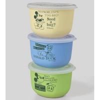 DISNEY 離乳食保存容器3個套