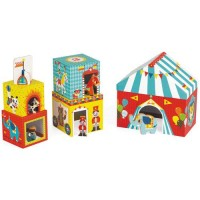 Story toy circus