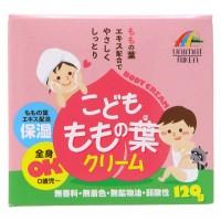日本製 桃葉保濕霜120g