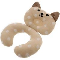 可分拆式貓貓頸枕靠墊