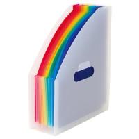 彩虹文件収納整理(A4文件)