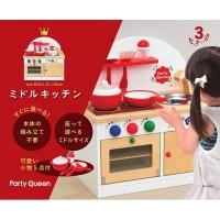 木製小厨房(連餐具)*不包括香港國內送費
