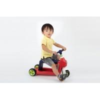 Nonako World 變身!Rider α 日式三輪滑板車 (日本版)