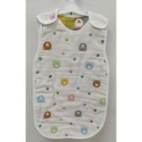 日本製婴儿六重紗布睡袋