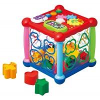 嬰兒学習形状知育玩具