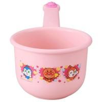 日本製【9月中旬入荷予定】麵包超人提桶 粉紅色