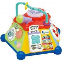 嬰兒提高好奇心知育玩具