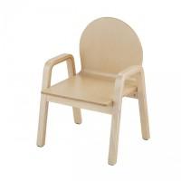 KATOJI小朋友木頭椅子