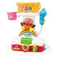 麵包超人洗澡玩具