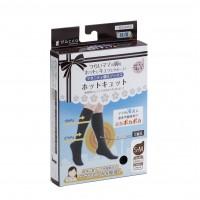 日本製白天用加壓襪子(黒色)