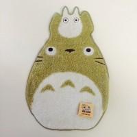 龍貓型 多用途手巾吸汗巾 綠色