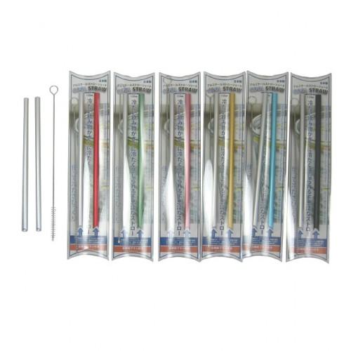 環保aluminum吸管 連打掃吸管用品