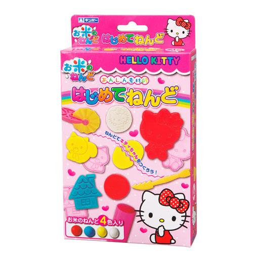 Hello Kitty米粘土工具套