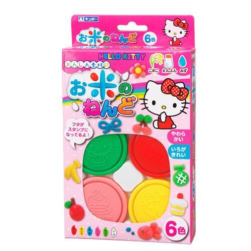 Hello Kitty米粘土