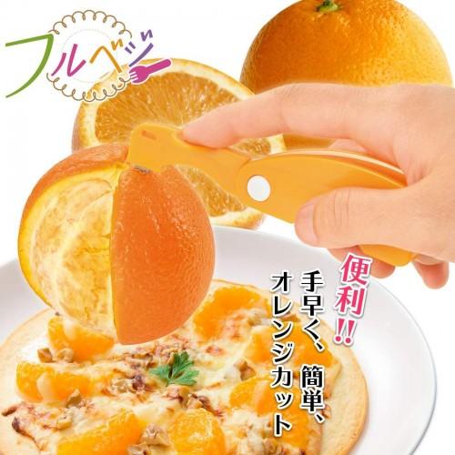 日本製 橘子專用刀