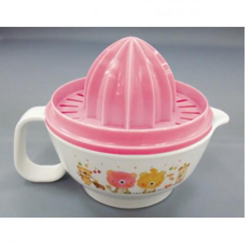 日本制 Anano cafe 粉紅色 BB食物調理器套裝